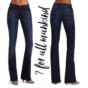 7 For All Mankind Original Bootcut Jeans size 26